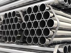 Pipe Supplier, Stainless Steel Pipe, Copper Nickel, Cold Rolled, Raw Material, Metals, Tube