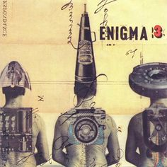Enigma - Le Roi est Mort, Vive le Roi! - album cover Top Albums, Album Covers