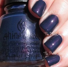Sleeping Under the Stars (China Glaze The Great Outdoors Fall 2015 Collection)