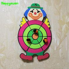 $26.49 - Nice Happyxuan Children Sticky Ball Sandbag Throwing Target Plate Game Cartoon Animal Kindergarten Baby Indoor Outdoor Fun Sports Toy - Buy it Now!