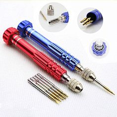 Eachbid External Repairing Tools 5 in1 Screwdriver Set Repair Tools Kit for iPhone Samsung Laptop HTC LG >>> More info could be found at the image url.