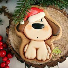Fancy Cookies, Iced Cookies, Cute Cookies, Cookies Et Biscuits, Rainbow Sugar Cookies, Sugar Cookie Royal Icing, Christmas Sugar Cookies, Christmas Cupcakes, Noel Christmas