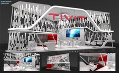Exhibition Design by Diego Gugelmin at Coroflot.com