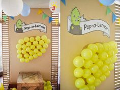 Hue's Adventure Time Themed Party – Game Booths