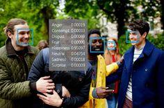 Microsoft lanza aplicación que detecta el estado de ánimo de las personas en una fotografía