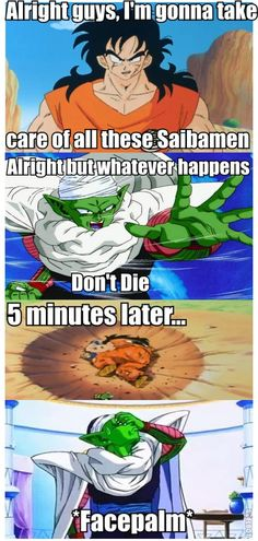 Yamcha, ain't nobody got time for that...
