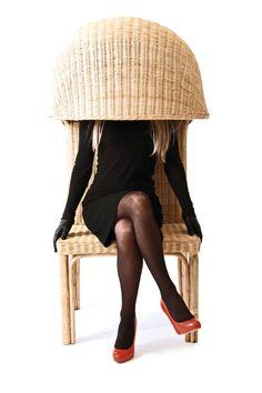 Sort of Porter's Chair  MON MÉTIER : DESIGNER GLOBETROTTEUSE PAR EMILIE VOIRIN