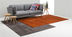 Jago Rug, Extra Large 200 x Burnt Orange Interior Trend, Interior, Extra Large Rugs, Home, Indoor Furniture, Charcoal Grey Rug, Rugs, Plush Rug, Interior Design