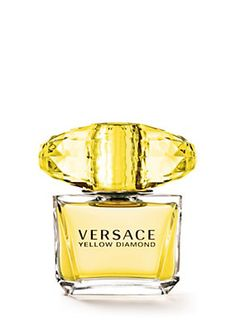 Versace 'Yellow Diamond' Eau de Toilette available at Beauty in a bottle! My favorite Versace fragrance 2014 Perfumes Versace, Versace Fragrance, Fragrance Parfum, New Fragrances, Versace Versace, Gianni Versace, Cosmetic Icon, Parfum Chic, Gift Sets For Women