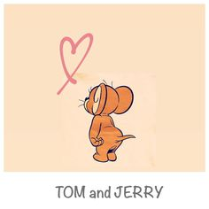 Tom And Jerry Drawing, Tom And Jerry Cartoon, Funny Iphone Wallpaper, Disney Wallpaper, Jerry Images, Tom And Jerry Wallpapers, Tom Y Jerry, Cute Canvas, Snoopy Love