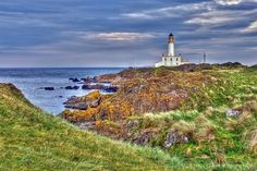 light house at turnberry, scotland.  © kirk a. nelson