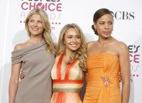 Ali Larter, Tawny Cypress, and Hayden Panettiere at an event for The 33rd Annual People's Choice Awards (2007)