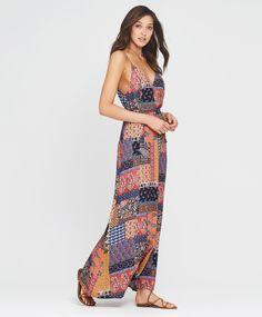a9657515f3d9e Tigerlily Tejano Maxi Dress Classic and feminine maxi dress inour vintage  inspired Tejano