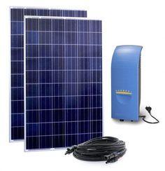 Az 550W napelem rendszer a napelemből nyert energiát közvetlenül a hálózatába táplálja, ezáltal csökkenti a villanyórán keresztül érkező áram mennyiségét, azaz csökkenti a fogyasztást, pénzt spórol.