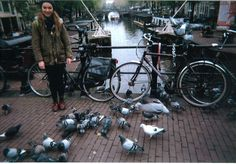Z w/ pigeons