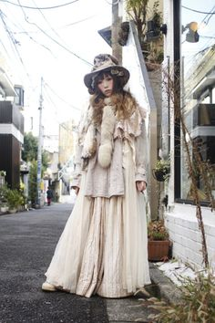 Aristocratic Elegance: Inspiration: Dolly Kei