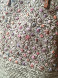 l'uccello- sophie digard bag closeup