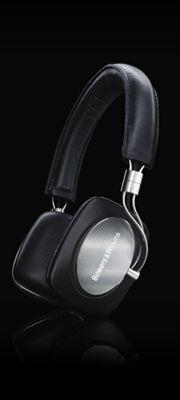 Get closer to your favourite music wherever you are with P5, the noise-isolating headphones from the makers of the Zeppelin™ iPod® speaker. Drawing on 45 years of Bowers & Wilkins hi-fi innovation and expertise, P5 brings you remarkably natural and highly detailed sound on the move, and a luxuriously comfortable fit that makes longer listening sessions a pleasure. Think of it as your own personal concert – to go