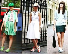 The street style queens can totally rock this trend, but understandably, sneakers and dresses scare many people. Luckily, this trend is not nearly as complicated as it may seem. Decide to really make a statement and don't hold back with your shoes! Get a hand of our unique shoelaces now! Go to our website at www.ShoeStringKing.com to grab them. #SSKfemale #nike #womensfashion #womensstyle #shoe #shoes #shoeporn #shoegasm #instashoes #instakicks #instastyle #instafashion #instapic #instagood