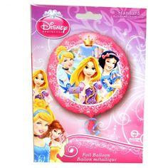 Princesse - 18 pouces - Ballon métallique