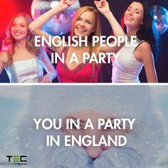 ➳ CURIOSIDADES ABROAD ❄❄ Cuando vives en Inglaterra te das cuenta de que los ingleses nunca tienen frío ↧  #StudyAbroad #English  Aprender inglés, estudiar inglés en el extranjero, cursos de inglés en el extranjero, estancias en el extranjero, learn english, learning english