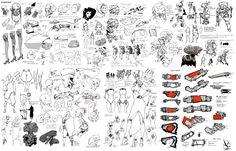 Nodeworld ideas by DavidSequeira.deviantart.com on @DeviantArt