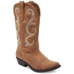 American Rag Dawnn Cowboy Boots and other apparel, accessories and trends. Browse and shop 71 related looks.