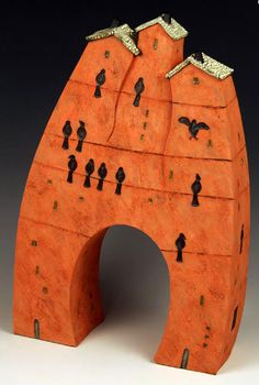 If altered slightly it would be an awesome archway to a door for Halloween Decor!