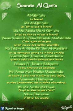 Surat Al-Qāri`ah 101 - (The Calamity) - سورة القارعة Al Quran Al Karim, Quran Karim, Islamic Surah, Quran Surah, Sufi Quotes, Quran Quotes, Quran Transliteration, Le Noble Coran, Saint Coran