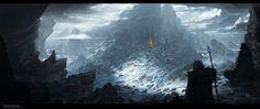 Land of Ice by 7heKro.deviantart.com on @DeviantArt