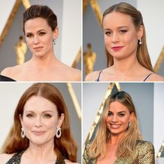 BELEZA NO RED CARPET DO OSCAR 2016