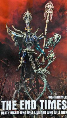 The Full Majesty Of Warhammer's Nagash Leaks!