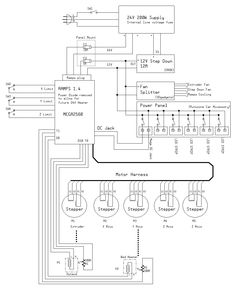 4e0ccf9bb204aaf4b747b8f33a90024f--laser Ramps Schematic Diagram on power supply, wiring end stop, board schematic, spindle control, power connector, arduino mega 2560, stepper driver jumpers, circuit diagram, fan extender,