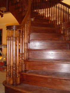 54 Best Custom Wood Stairs Images Wood Staircase Wood Stairs   Second Generation Wood Stairs   Railing   Presentation Transcript   Powerpoint Presentation   Interior Stair   Railing Systems