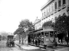 Rua do Catete – 1917   http://www.skyscrapercity.com/showthread.php?t=877776&page=80