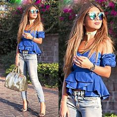 >> Click to Buy << Fashion Women summer sexy half sleeve Off Shoulder strapless backless Crop Tops Casual solid short Shirts Blouse  #Affiliate
