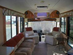 Como faz: motor-home com um ônibus velho 66