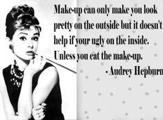 Makeup Demon : Beauty Quote: Audrey Hepburn