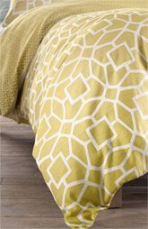Nordstrom at Home 'Mirage' Jacquard Duvet Cover