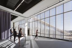 Gallery of The Marshall Family Performing Arts Center / Weiss/Manfredi - 9