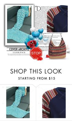 """""""Baby is coold outside"""" by difen ❤ liked on Polyvore featuring Balmain"""