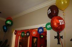 M&M Party