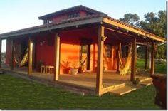 projetos de casas de campo 1