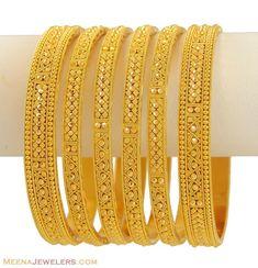 Jewelry & Watches Indian Wedding Goldtone Kundan Kada Bracelet Bangle Set Ethnic Jewellery 2*4 Pleasant In After-Taste