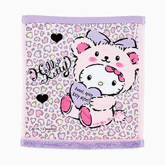Hello Kitty hand towel