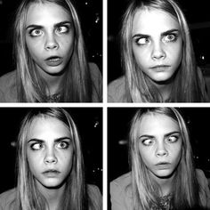 cara delevingne, what a beaut Cara Delevingne Photoshoot, Love You Funny, Bad Girlfriend, Cara Delvingne, Joelle, Tough Girl, Mademoiselle, Many Faces, Tumblr Girls