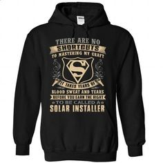 Limited Edition - For Solar Installer Only! - #hoodies for teens #sweater skirt. MORE INFO => https://www.sunfrog.com/LifeStyle/Limited-Edition--For-Solar-Installer-Only-7015-Black-Hoodie.html?68278
