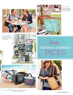 Thirty One Gifts Spring/Summer 2017 Catalog  www.mythirtyone.com/my31LUVS
