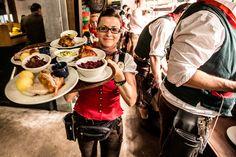 More great food in #Weinzelt @Oktoberfest Pic: S.K.