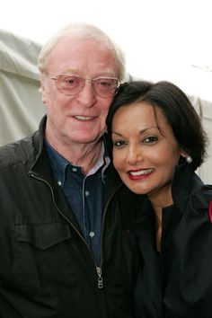 British Actor Michael Caine is 80 years old today and remains in love with his wife of 40 years Guyanese Shakira Baksh who placed 3rd at the Miss World Pageant when she represented Guyana in 1967. #Shakira